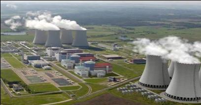 Central nuclear de Temelin